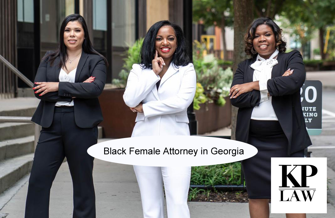 black female attorney in Georgia